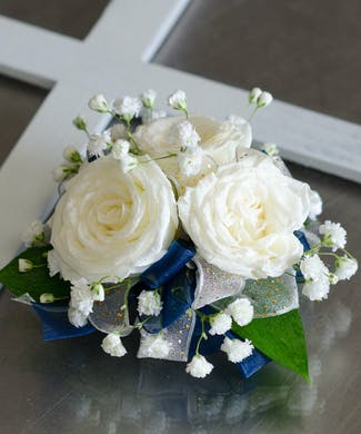 Triple Crown Corsage